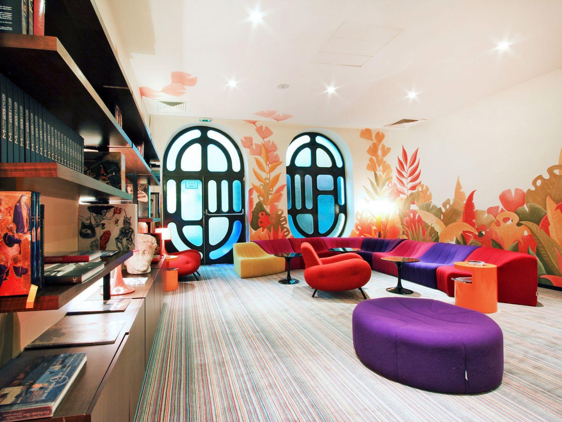 H tel 4 toiles la residence du vieux port en plein centre for Hotels 4 etoiles marseille