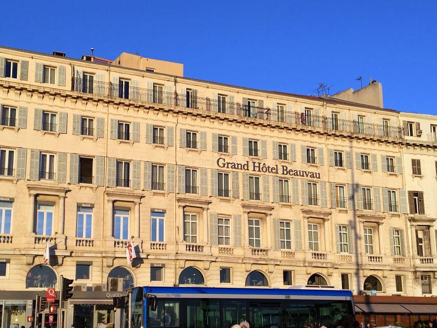 H tel avec jardin cassis les roches blanches 4 toiles - Grand hotel beauvau marseille vieux port ...